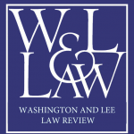 W&L Law Review Logo